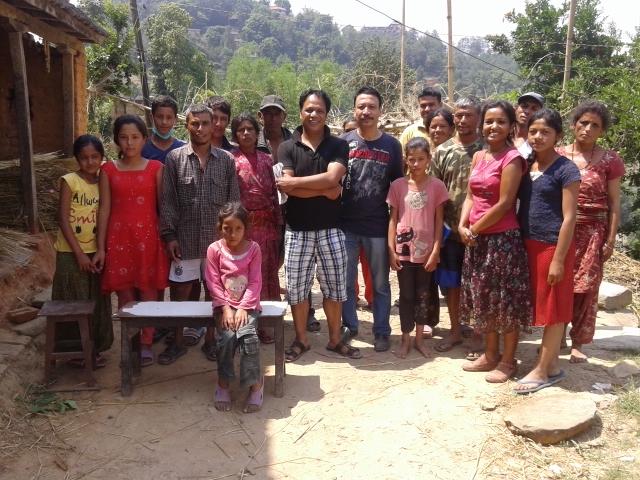 foto tvv Nepal